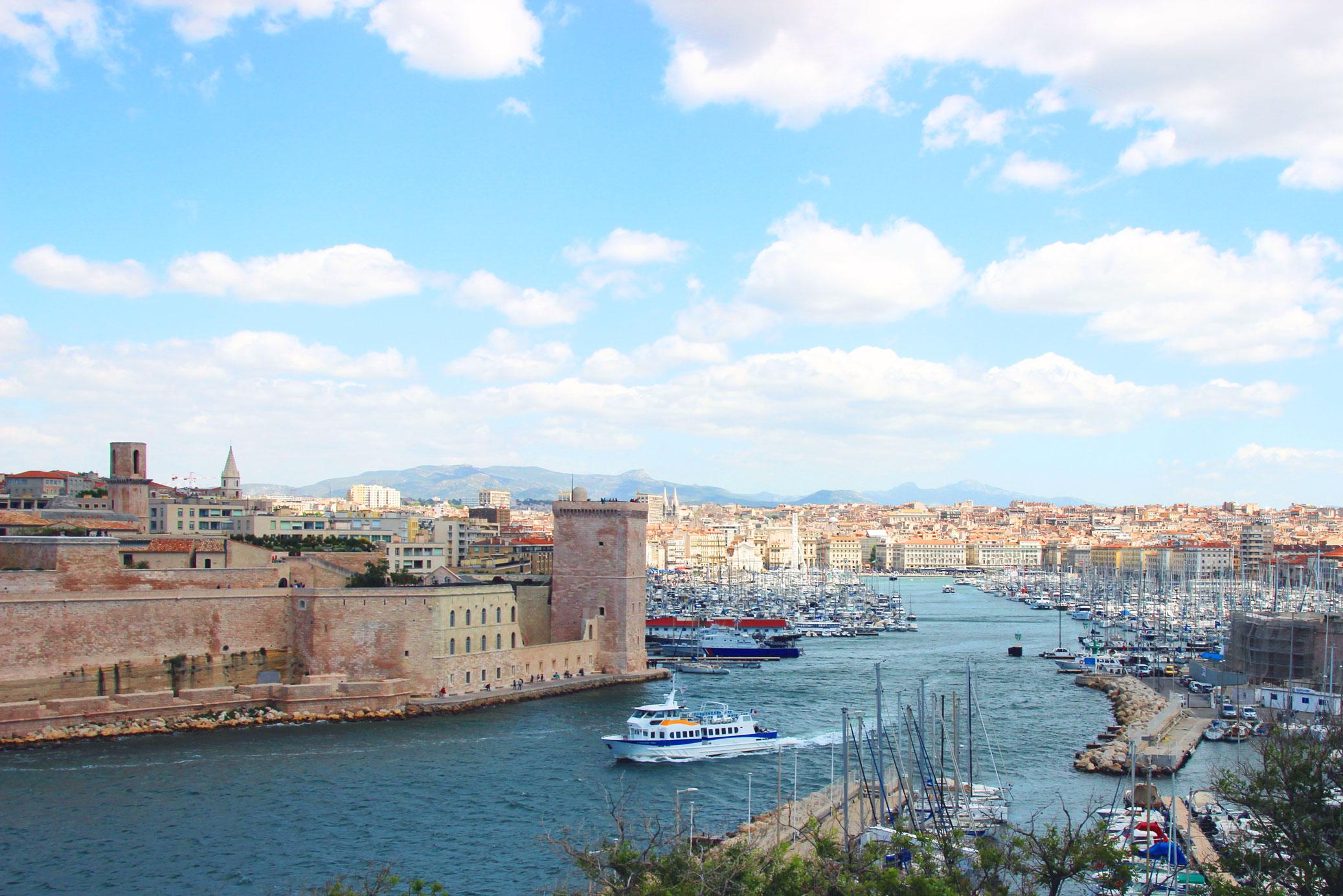 Marseille Plus Vieille Ville De France  Ans D Histoire